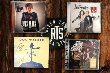 Christmas Giveaway Day 11 Signed CDs