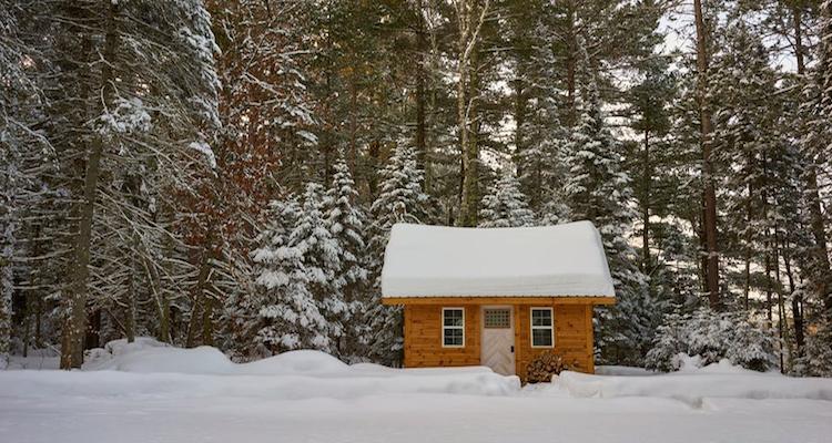 coziest cabins