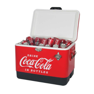 Ice Chest - coca cola