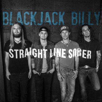 Straight Line Sober - blackjack billy