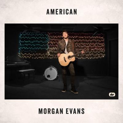 Morgan Evans - American