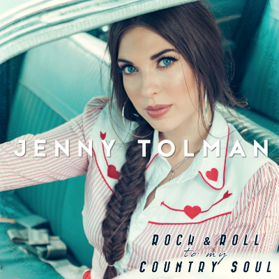 Jenny Tolman - Rock & Roll to my country soul