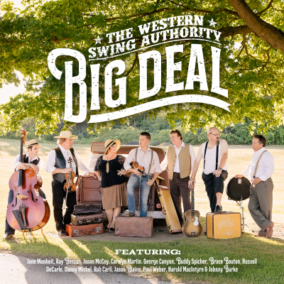 The Western Swing Authority Big Deal