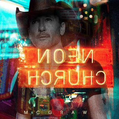 Tim McGraw Neon Church