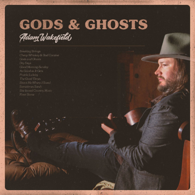 Adam Wakefield Gods & Ghosts