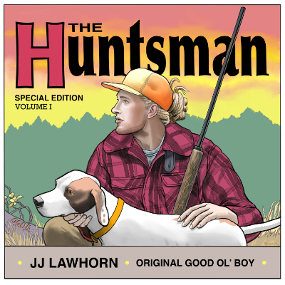 JJ Lawhorn The Huntsman