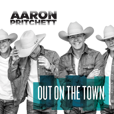 Aaron Pritchett Out On The Town