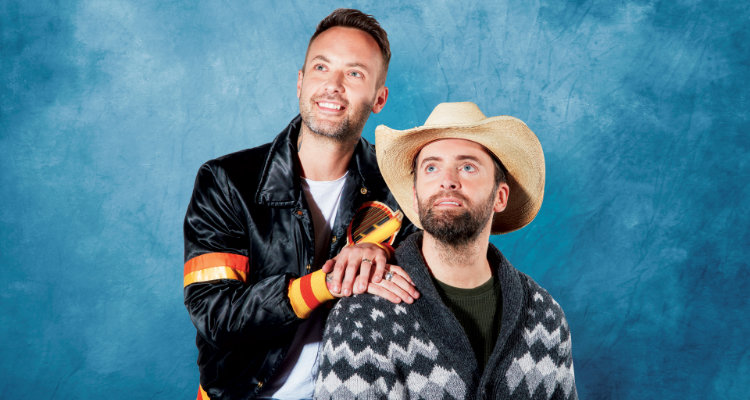 Dallas Smith & Dean Brody Friends Tour