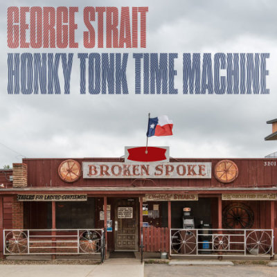 George Strait - Honly Tonk Time Machine