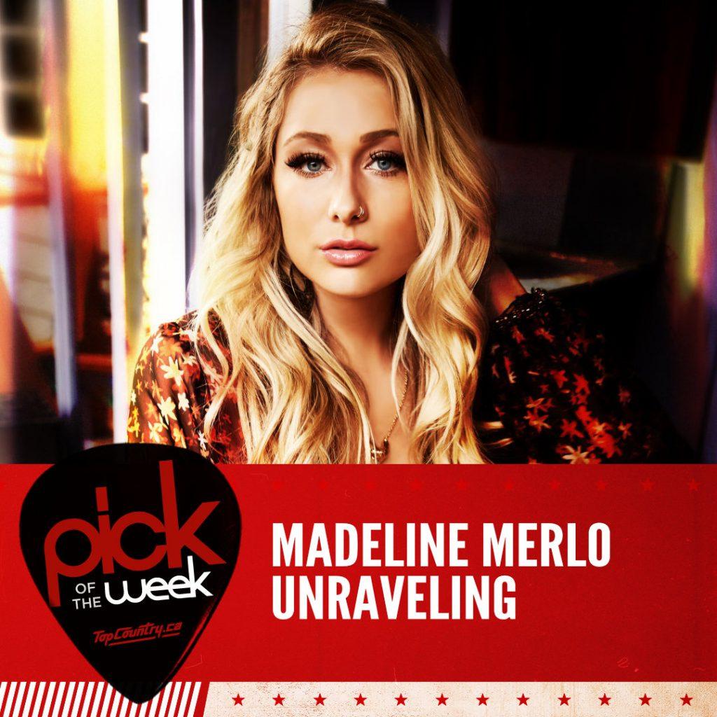 Madeline Merlo Unraveling