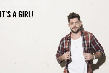 Thomas Rhett Gender Reveal Winnipeg