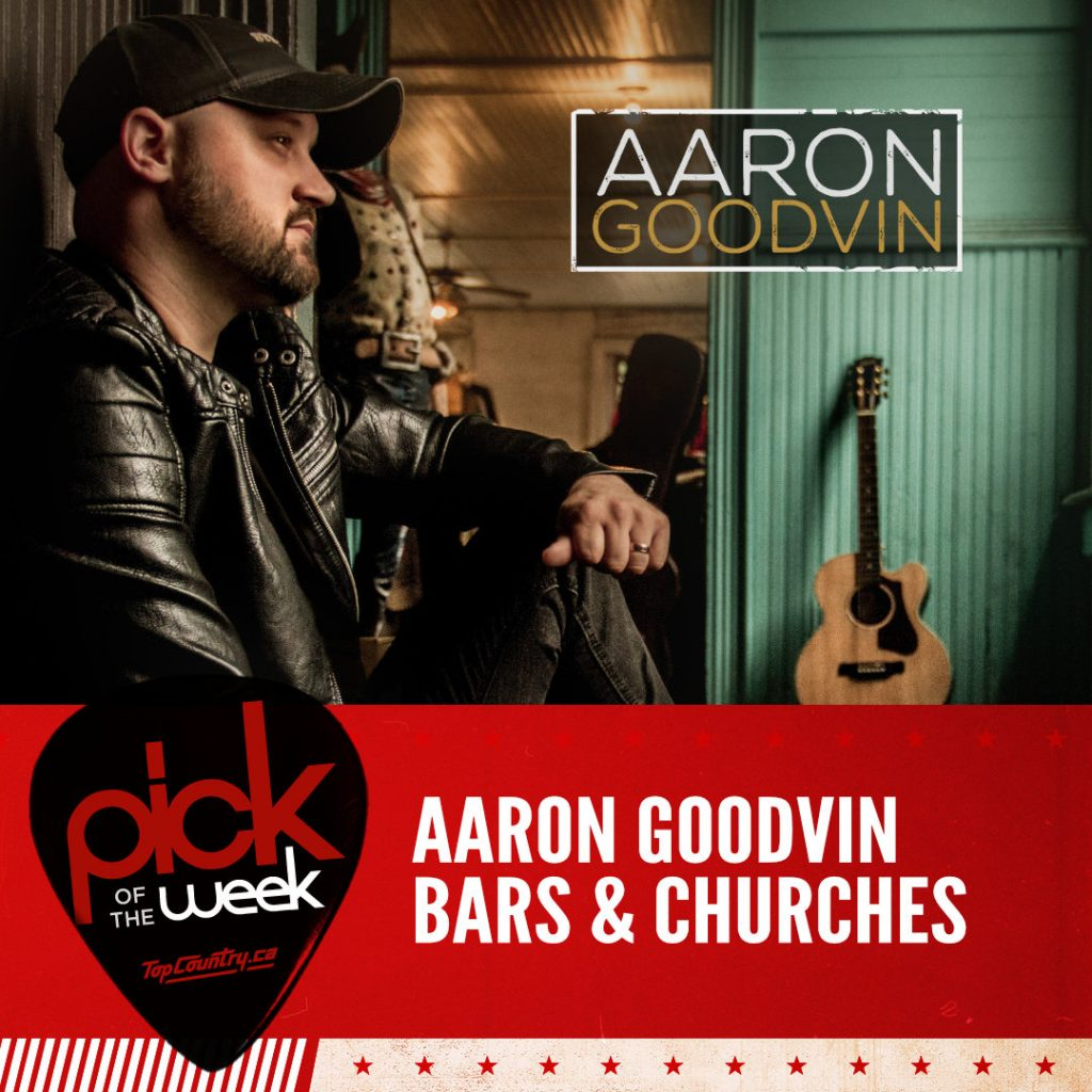 Bars & Churches - Aaron Goodvin