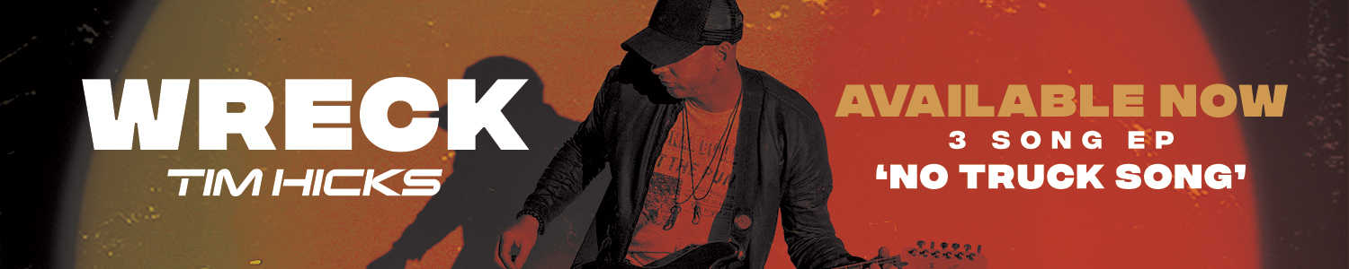Tim Hicks Wreck - New 3 Song EP